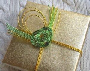 mizuhiki gift box